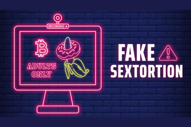 Fake Sex-Tortion